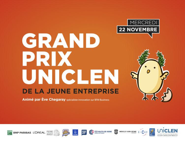 Grand prix Uniclen Identite